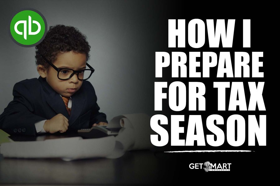 prepare for tax season